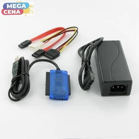 4World Adapter USB 2.0 do IDE / SATA Combo 2.5/3.5''