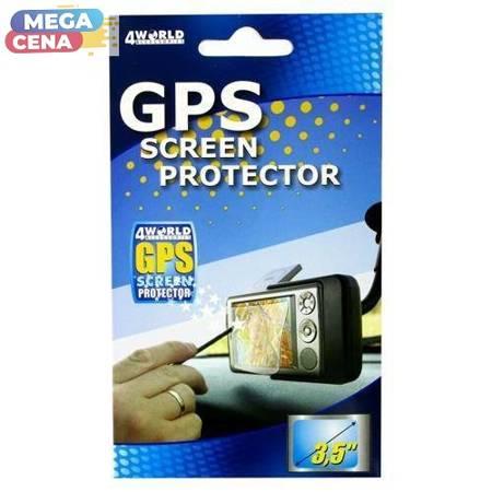 4World Folia ochronna GPS 3,5''