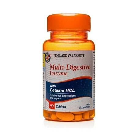 Enzym Multitrawienny 90 Tabletek