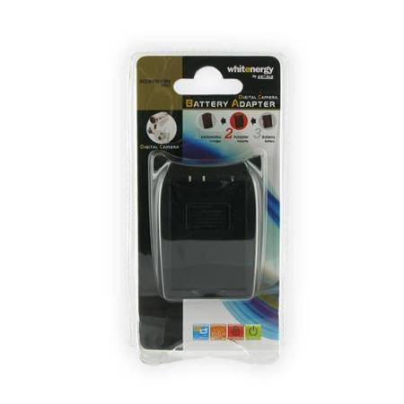 Whitenergy Adapter do ładowarki foto na baterie CRV3
