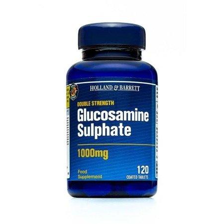 Zestaw Suplementów 2+1 (Gratis) Siarczan Glukozaminy 1000 mg 120 Kapletek