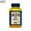 Olej z Wątroby Dorsza 1000 mg dla Pescowegetarian 120 Kapsułek Żelowych