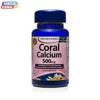 Wapń z Koralowca 500 mg dla Pescowegetarian 60 Kapsułek