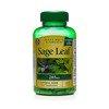 Zestaw Suplementów 2+1 (Gratis) Liść Szałwii 285 mg Produkt Wegański 200 Kapsułek